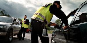 70 personer i Dalarna har förlorat körkortet på grund av rattfylleri under 2019. Foto: Chris Maluszynski