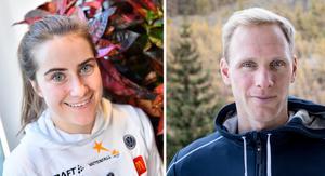 Ebba Andersson och Daniel Richardsson är uttagna till OS-truppen.