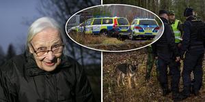 Ann-Marie Persson berättar om dygnet i skogen där hon hade gått vilse och var eftersökt av både polis, hemvärn och fjällräddningen.