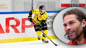 Linus Svedlund är numera klubbkamrat till en av de allra största. Bild: TT/Oliver Åbonde