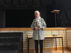 Kajsa Henriksson, tillförordnad rektor på skolan.
