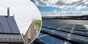 """""""Vi vill ta vårt klimatansvar och bygga mer solceller. Men för att kunna göra det fullt ut, behöver vi ett regelverk som är anpassat till solel"""" menar nätverket Solelkommissionen."""