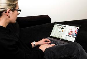 ST svarar att en ögonblicksbild på sajten inte är talande för hur det ser ut över en längre tid. Bild: Ludwig Arnlund