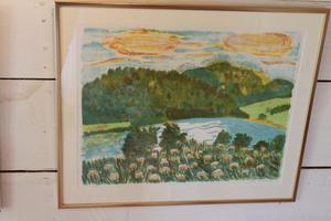 Landskap av Thage Nordholm