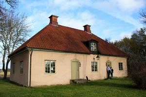 Jans och Leeas hus är byggt 1768.