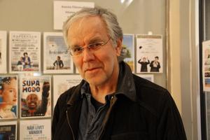 """Den bästa filmen Bosse Hedman visat på Avesta Filmstudion var enligt honom själv den ryska Återkomsten, """"det är en väldigt vackert filmad historia"""", säger han."""