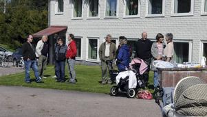 För några år sedan var det omfattande protester när skolan i Yttermalung skulle stängas.