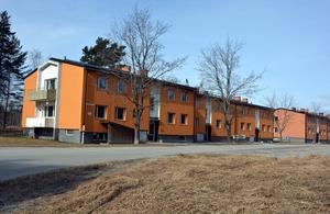 Rivningar är på gång. Det handlar om 16 lägenheter på Fridhemsgatan 1-5 i Ljungaverk, där Åfa hämtar hem statliga bidrag på 70 000 kronor per lägenhet. Ytterligare lägenheter kan komma att rivas i Alby.