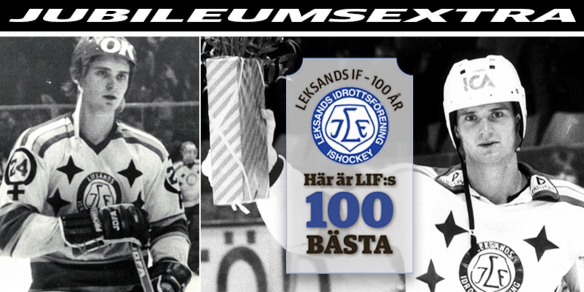 LIF:s 100 BÄSTA: Nummer 62 – forwarden som blev tränarprofil och vann den största segern efter karriären