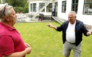 Kent Persson från Jönköping är passionerad rallybesökare och åker land och rike runt i mån av möjlighet. Han berättade för Mats Runqvist om en incident han sett.