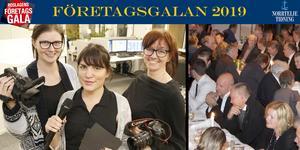 Liveteamet har laddat upp i veckor inför kvällens gala. Bild: Elin Rantakokko och arkiv.