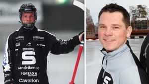Rasmus och Thomas Linder är klara för PL City. Foto: Rikard Bäckman/Gun Wigh (Arkiv).