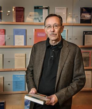 Professor Lars Calmfors. Arkivbild.