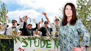 Nu är Sundsvalls studenter utsprungna och ska välja framtidsväg.