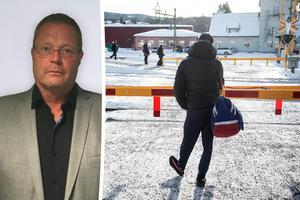 Mats Gustafsson, vd på Tågkompaniet, ber resenärerna om ursäkt för vinterns tågstrul men lovar bättring. Bild: Tågkompaniet / Eva-Lena Olsson