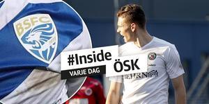 Serie A-klubben Brescia är, enligt italienska uppgifter, intresserat av ÖSK-yttern Jake Larsson.