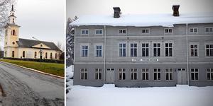 Insändarskribenten menar att Kramfors pastorat är utsatt för centraliseringsiver och ger försäljningsplanerna på lokaler vid Yttlännäs kyrka och Styrnäs församlingshem som exempel.