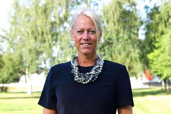 Carina Nilsson, förvaltningschef bildning, fritid och kultur, Härjedalens kommun.Foto: Mikael Andersson