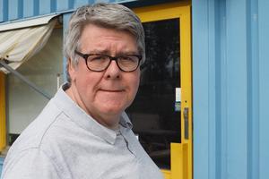Lars-Olof Mattsson (M) är ordförande i samhällsbyggnadsutskottet.