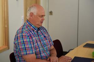 Lars Nordin kommer efter O-ringen att trappa ner inför den kommande pensionen.