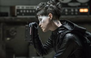Claire Foy blev den tredje skådespelaren att göra filmrollen som Lisbeth Salander. Foto: Arkivbild.