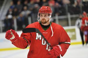 Häggström spelade stora delar av fjolåret med Sylwander och Björklund. Tar han en plats i Modos fyra kedjor kommande säsong?