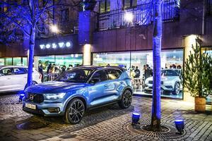 Volvo har återerövrat platsen i bilvärldens finaste showroom. Bild: TT