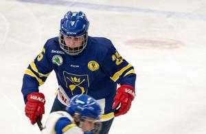 #25 Nova Nakhala Nilsson, Hedemora SK: