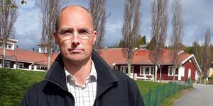 Urban Åström är skoldirektör i Sundsvall.