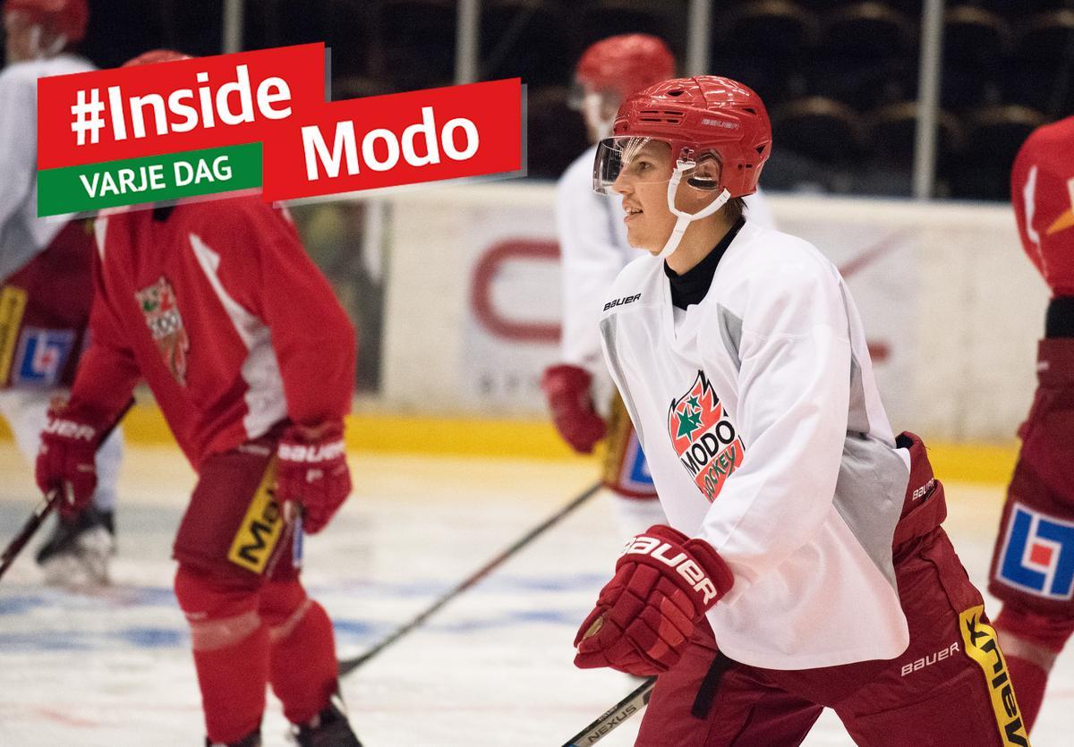 Dagen efter Almtuna och dagen före Kristianstad – följ Modos träning här #InsideModo