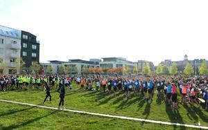 Cirka 600 deltog på Stenstansloppet 2018.