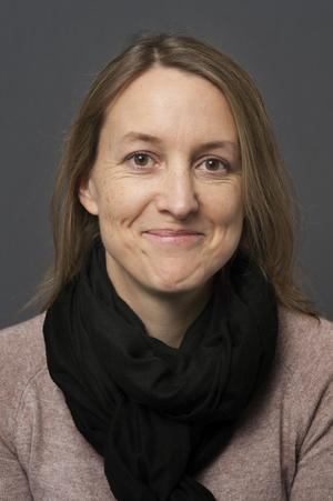 Historikern Karin Kvist Gevers är historiker specialiserad på Förintelsen. Vid minnesdagen den 27 januari föreläser hon om svenska politik och samhällssyn under andra världskriget. Bild: Jens Östman