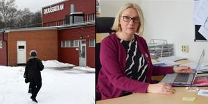 Djuråsskolan har på drygt två veckor utsatts för tre inbrottsstölder, något som gör skolans rektor Boel Dahlberg upprörd: