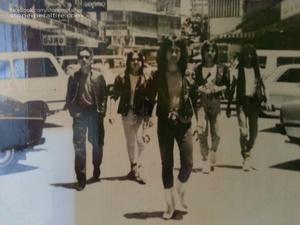 The Olarn Procejt var banbrytande med sitt sound och kom att bli ett av de första hårdrocksbanden i Thailand.