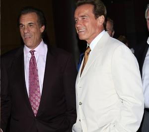 Robert Davi är precis som Arnold Schwarzenegger republikan. Bild: davisingssinatra.com.