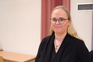 """""""Salas Bästa är det parti som faktiskt tar en diskussion med alla partier och försöker hitta lösningar"""", skriver Hanna Westman (SBä)."""