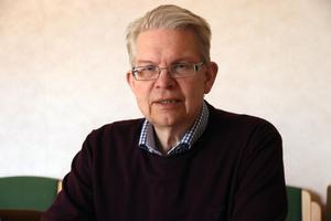 Ordning och reda i kommunen, fokus på skola, vård och omsorg det är några punkter som Björn Mårtensson vill lyfta fram.