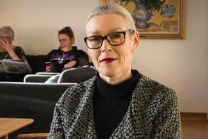 Ann-Katrin Hegart, rektor vid Roslagsskolan bad polisen om hjälp med att hitta narkotikan.
