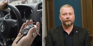 Lars Stål (M), styrelseordförande i Faxeholmen.