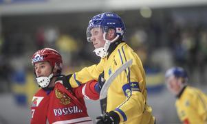 Den svenska lagkaptenen Daniel Berlin passade fram till Christoffer Fagerströms 4–2-mål i den 67:e minuten – men det räckte inte när matchen slutade 5–5 och med en förlängning.