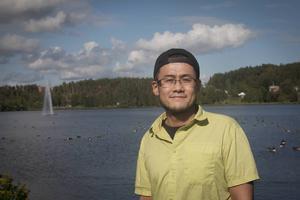 Paul Jing flyttade till Sverige från Kina för nästan två år sedan. Innan han kom hit visste han inte mycket om landet.