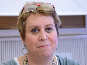 I fjol jobbade vi betydligt bättre än tidigare år med de nationella registren, säger omsorgsförvaltningens chef Anna-Karin Bergstén.