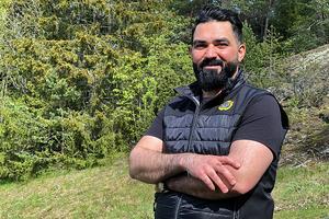 Khalid Karim startade resan på HSB år 2019. I september 2020 fick han fast anställning.
