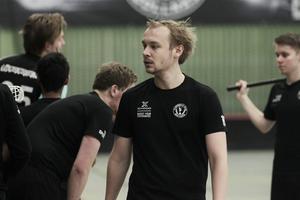 Jens Ohlin har redan fullt fokus på lördagens toppmatch.