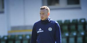 Juanjo Ciércoles är avstängd – Tobias Eriksson är redo.