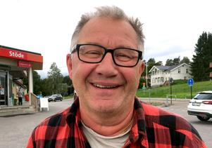 Örjan Selin, 62 år, företagare och pensionär, Timrå