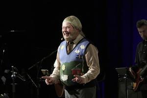Från Guldsmedshyttans hembygdsförening kommer den här härliga figuren, med Per Fritzell.