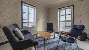 Driftkostnaden för den unika fastigheten ligger på  18 124 kronor per år. Foto:  Ulf Gustavsson /  Kjell Johanssons fastighetsbyrå