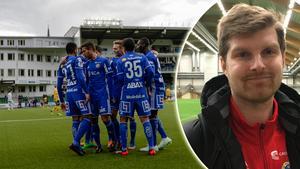 Patric Norström är inte längre en del av GIF Sundsvalls ledarstab. Bild: TT/ST.