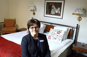 Susanne Wernersson, direktör på Hotell Baltic. (Arkivbild 2016)